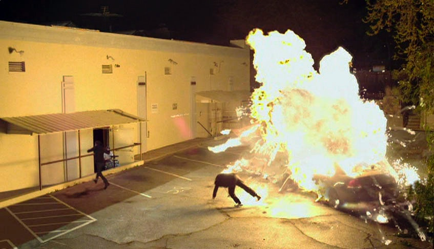 justified – explosion